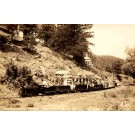 Miniature Train CO Real Photo
