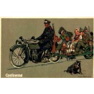 Advert Continental Tires Motorcycle Ride