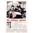 Motorcycling Couple Advert Motor Oil