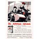 Motorcycling Couple Advert Motor Oil