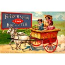 Advert Beer Goat-Drawn Carriage Ride
