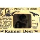 Advert Beer Devil Moving Picture Novelty