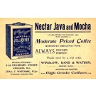 Advert Coffee Pioneer