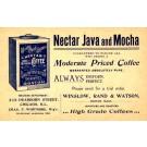 Advert Coffee Pioneer