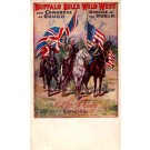 Buffalo Bill and Soldiers on Horses Circus
