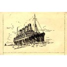 Cunard Ocean Liner Mauretania