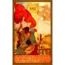 1909 Art Expo Venice Art Nouveau