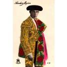 Spanish Toreador Embroidered Silk RP