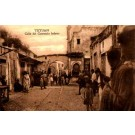 Morocco Tetuan Jewish Street