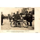 Motorcycle Racer Real Photo French