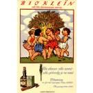 Dancing Children Advert Vitamin Tonic Czech
