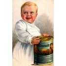 Baby Smiling at Biomalz Nutrition German