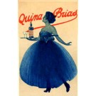 Waitress Advert Wine French