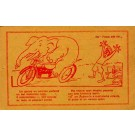 Advert Indian Motorcycle Elephant Italian
