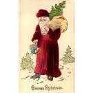 Santa Claus Doll Tree Novelty