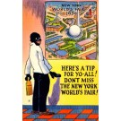 Black New York Worlds Fair 1939