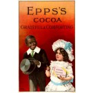 Black Advert Cocoa Chocolate