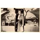 Braniff Airline Stewardess