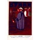 Advert Tonic Byrrh Toy Poster French