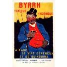 Advert Tonic Byrrh Fishing Rod French