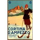 Italy Ski Tournament 1927