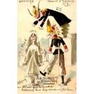 Kaiser Wilhelm Satire French