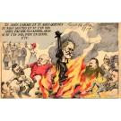 Kaiser Wilhelm Edward VII Dance Satire