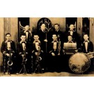 Jazz Orchestra Real Photo