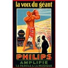 Advert Radio Philips French