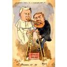 Priest Politician Satire French