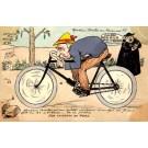 Orens King Edward Bicycle Priest