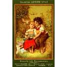Advert Biscuits Children French