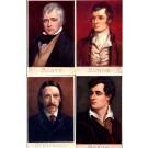 Men of Letters Tuck British Set
