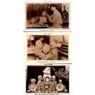 Handcraft Pottery Process Real Photo Set