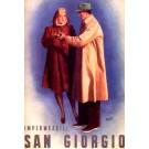 Advert Raincoat Italian