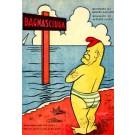 WWII Mussolini Sailboat Italian