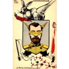 Russo-Japanese War Tsar Nicholas Rabbit