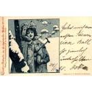 Lady Christmas German K. Moser