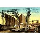 Ocean Liner Titanic Shipyard Belfast