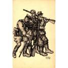 Szyk Soldiers WWII