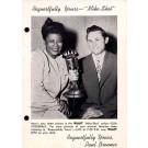 Ella Fitzgerald Advert WAAT Mike-Shot