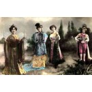 Fantasy Women Magic Hand-Tinted RP