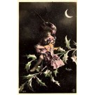 Fairy Moon Hand-Tinted RP French