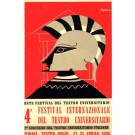 Roman 4th Festival of Theatres 1956