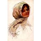 Fisher Girl Shawl Russian