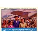 Pan American Airways Airplane