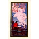 Cleveland Expo 1909 Steamship OH
