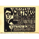 Advert Modernist Art Exhibition Germany