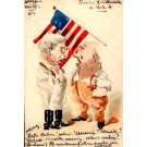 President Roosevelt Taft Campaign Satire French