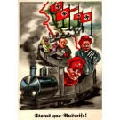 Communist Train Nazi Germany